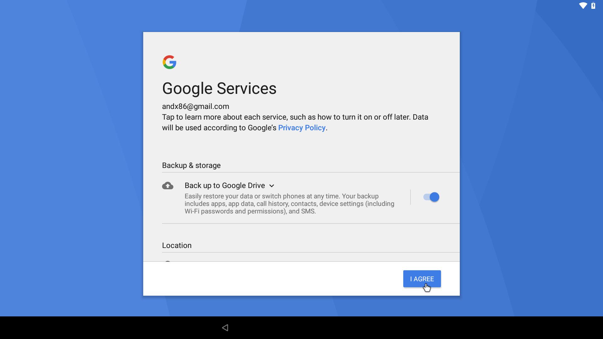 Screenshots | Android-x86